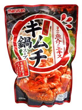 新マルサン キムチ鍋スープ 750g【イージャパンモール】