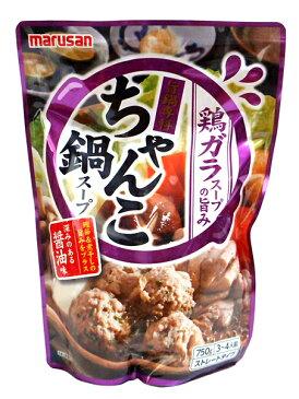新マルサン ちゃんこ鍋スープ 750g【イージャパンモール】