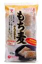 ★まとめ買い★ たいまつ もち麦の入ったおもち 270g ×12...