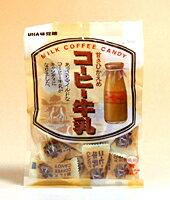 【キャッシュレス5%還元】★まとめ買い★ UHA味覚糖 コーヒー牛乳 104g ×10個【イージャパンモール】