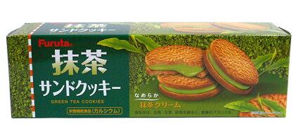 ★まとめ買い★フルタ抹茶サンドクッキー10枚×20個