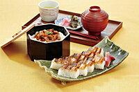 商品説明:天然活開あなごを丁寧に手焼し、契約農家栽培のお米と国産酢を使い丁寧に押し寿司に...