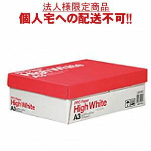 【送料無料】【A3サイズ】PPC PAPER High White A3 1箱(1500枚:500枚×3冊)【法人(会社・企業)様限定】【イージャパンモール】画像