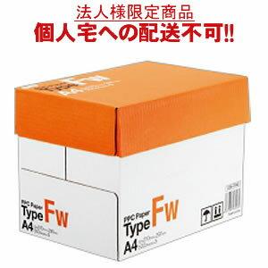 【A4サイズ】TANOSEE PPC Paper Type FW A4 500枚×5冊/箱【法人(会社・企業)様限定】【イージャパンモール】