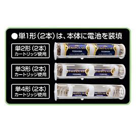 東芝電池 どれでも使えるLED懐中電灯