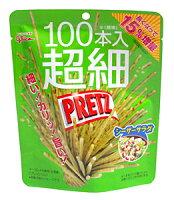 ★まとめ買い★グリコ超細プリッツシーザーサラダ53g×8個