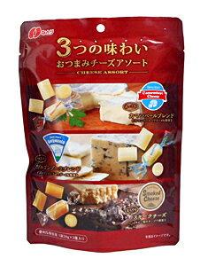 ★まとめ買い★ なとり おつまみチーズアソート 60g ×5個【イージャパンモール】