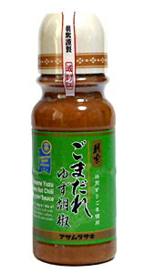 ★まとめ買い★ アサムラサキ ごまだれゆず胡椒 360g ×12個【イージャパンモール】