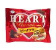 ★まとめ買い★ 不二家 ハートチョコレート ピーナッツ ミニMP 42g ×10個【イージャパンモール】