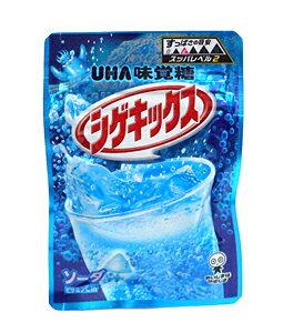 UHA味覚糖『シゲキックスソーダDX』