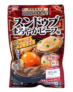 ★まとめ買い★ 丸大食品 スンドゥブスープビーフ味 300g ×20個【イージャパンモール】
