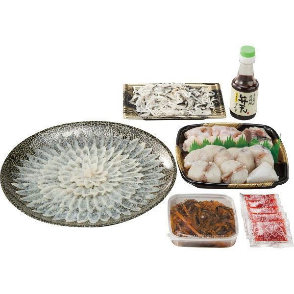 【送料無料】大阪北新地 魚匠料理弁天 とらふぐフルコース【代引不可】【ギフト館】