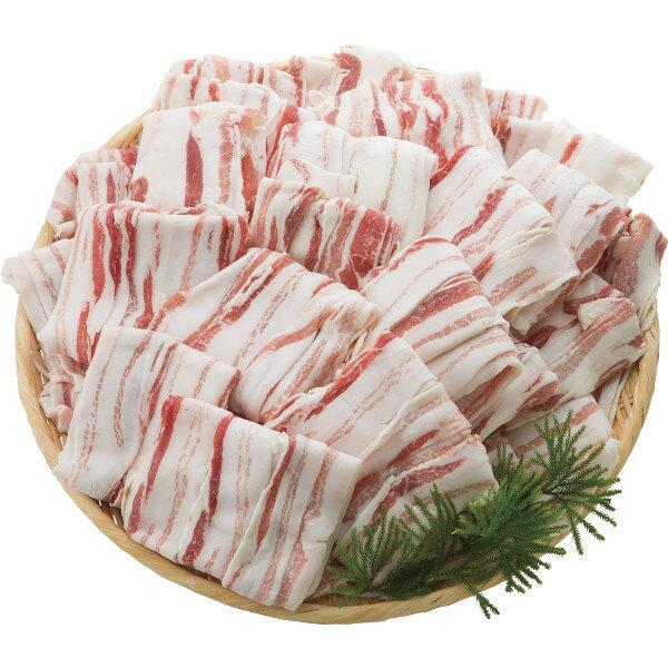 【送料無料】スペイン産 イベリコ豚バラしゃぶしゃぶ6kg GD-M-16-16【代引不可】【ギフト館】