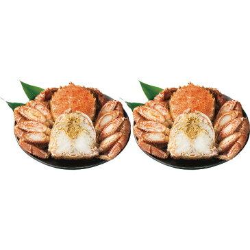 【送料無料】北海道産 ボイル毛蟹 半むき身(1.4kg)【代引不可】【ギフト館】