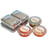 【送料無料】食道園 樽仕込みキムチ3種類と韓国生冷麺4食セット 8103【代引不可】【ギフト館】