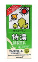★まとめ買い★キッコーマン調整豆乳特濃1000ml×6個【イージャパンモール】