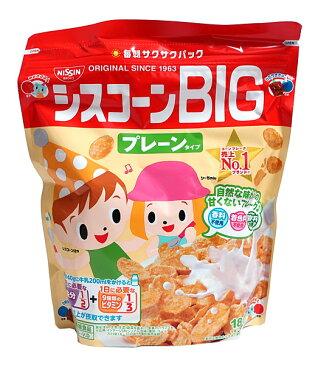 日清シスコ シスコーンBIGプレーンタイプ 180g 【イージャパンモール】