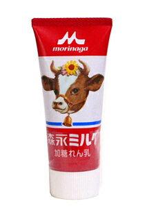 ★まとめ買い★ 森永 チューブ練乳 120g ×24個【イージャパンモール】
