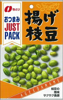★まとめ買い★なとりJP揚げ枝豆×10個