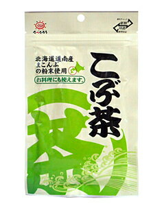 【キャッシュレス5%還元】前島 こぶ茶 60g【イージャパンモール】