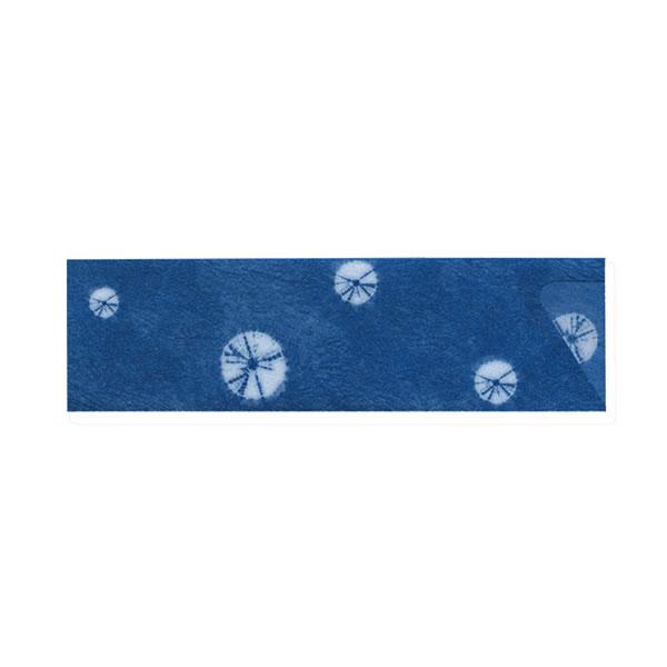 箸袋K-7 小江戸しぼり 濃藍 500枚入 (10000枚)