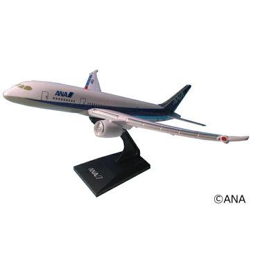 【送料無料】エアプレーングッズ リアルサウンドジェット ディスプレイスタンド付き ANA飛行機模型 MT456【生活雑貨館】