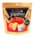 イージャパンアンドカンパニーズで買える「【ポイント最大21倍★6/5 6/10 6/25】カルビー GrandJagabee発酵バター38g【イージャパンモール】」の画像です。価格は130円になります。