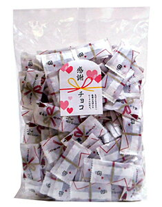 【送料無料】★まとめ買い★ ユウカ 感謝チョコ 500g ×12個【イージャパンモール】