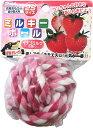 ★まとめ買い★ ミルキーボール 2S ピンク(いちごミルクの香り) ×6個【イージャパンモール】の画像