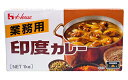 ★まとめ買い★ ハウス 印度カレー 1Kg ×20個【イージャパンモール】