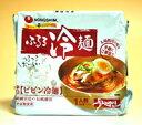 農心 ふるる冷麺(ビビン冷麺)
