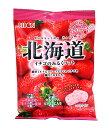 イージャパンアンドカンパニーズで買える「リボン イチゴのみるくソフト60g【イージャパンモール】」の画像です。価格は103円になります。