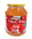 【送料無料】加藤産業 カンピー りんごジャム 780g ×3個【イージャパンモール】