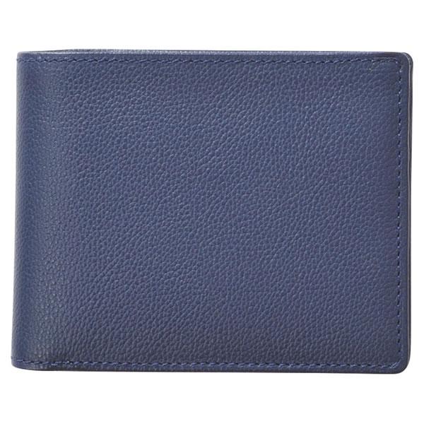 KOBEレザー紳士二つ折り財布コンNP55115 ギフト館