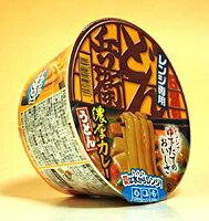 日清食品(株) レンジどん兵衛濃厚カレーうどん 92g【イージャパンモール】