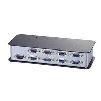 ELECOMディスプレイ分配器(8台分配)