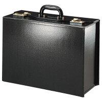 ライオン事務器ビジネスバッグBF−91黒