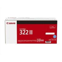 CANONトナーカートリッジ322IIシアン(大容量)CRG−322IICYN(15000ページ印刷可能)