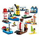 LEGO レゴ 船と港セット【返品・交換・キャンセル不可】【イージャパンモール】
