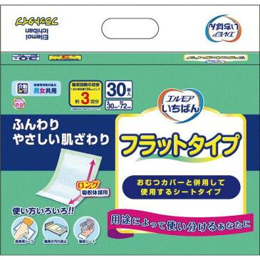 カミ商事 エルモア いちばん フラットタイプ 1セット(180枚:30枚×6パック)