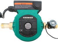 SHIMGE給湯・給水加圧ポンプ
