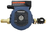 給水ポンプ 給湯ポンプ 加圧ポンプ シャワー圧 高架水槽 給湯 給水加圧ポンプ 給湯・給水加圧ポンプ(ZPS20-12-180g)流量スイッチ式/三段階調節/最大出力245W/単相110V