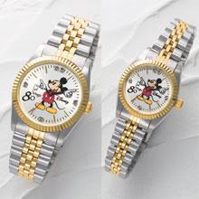 ミッキーマウス誕生80年記念ディズニーミッキー生誕80周年記念メモリアルミッキー腕時計 【合計7...