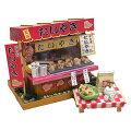 昭和屋台キット/たいやき屋手作りドールハウスキット