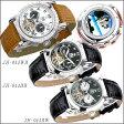 J.Harrison ジョン・ハリソン 手巻式腕時計JH-044BB JH-044BW JH-044WB