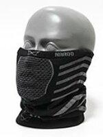 防寒フェイスマスクネックウォーマーNAROOMASKX9