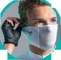 NAROOMASKF1s接触冷感素材で夏用ダブルフィルターリングマスク前後2面フィルター搭載のスポーツマスク呼吸がしやすくランニングマラソンフィットネスクラブでエチケットマスクとしてのフィルター及びホコリや花粉をブロックするフィルターを搭載