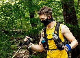 NAROOMASKF5s(ナルーマスク)花粉対応スポーツ用フェイスマスク