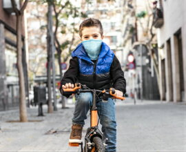 NAROOMASK(ナルーマスク)キッズタイプ子供用防塵防塵防寒UVカットフェイスマスク