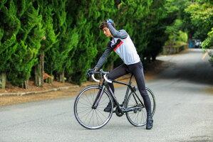 apt'サイクリングロングパンツUVカット春夏用SLP/Sロードバイク用タイツレーサータイツ自転車用ロングタイツ3Dパッドサイクリングウエアサイクルウェア自転車ウエアサイクリングウェアスポーツ・アウトドア送料無料【即納】